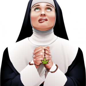 web holymary monja sola
